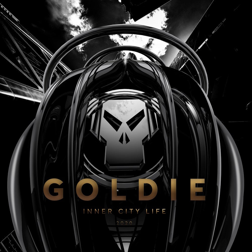 Goldie - Inner City Life (2020 Remix EP) (London Records)