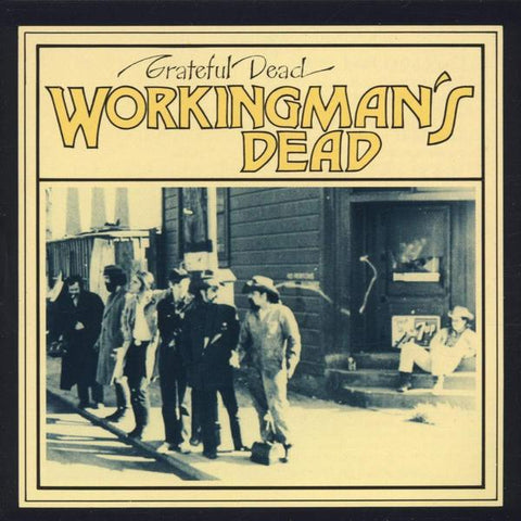 Grateful Dead - Workingman's Dead - 50th Anniversary Deluxe Edition (Rhino)