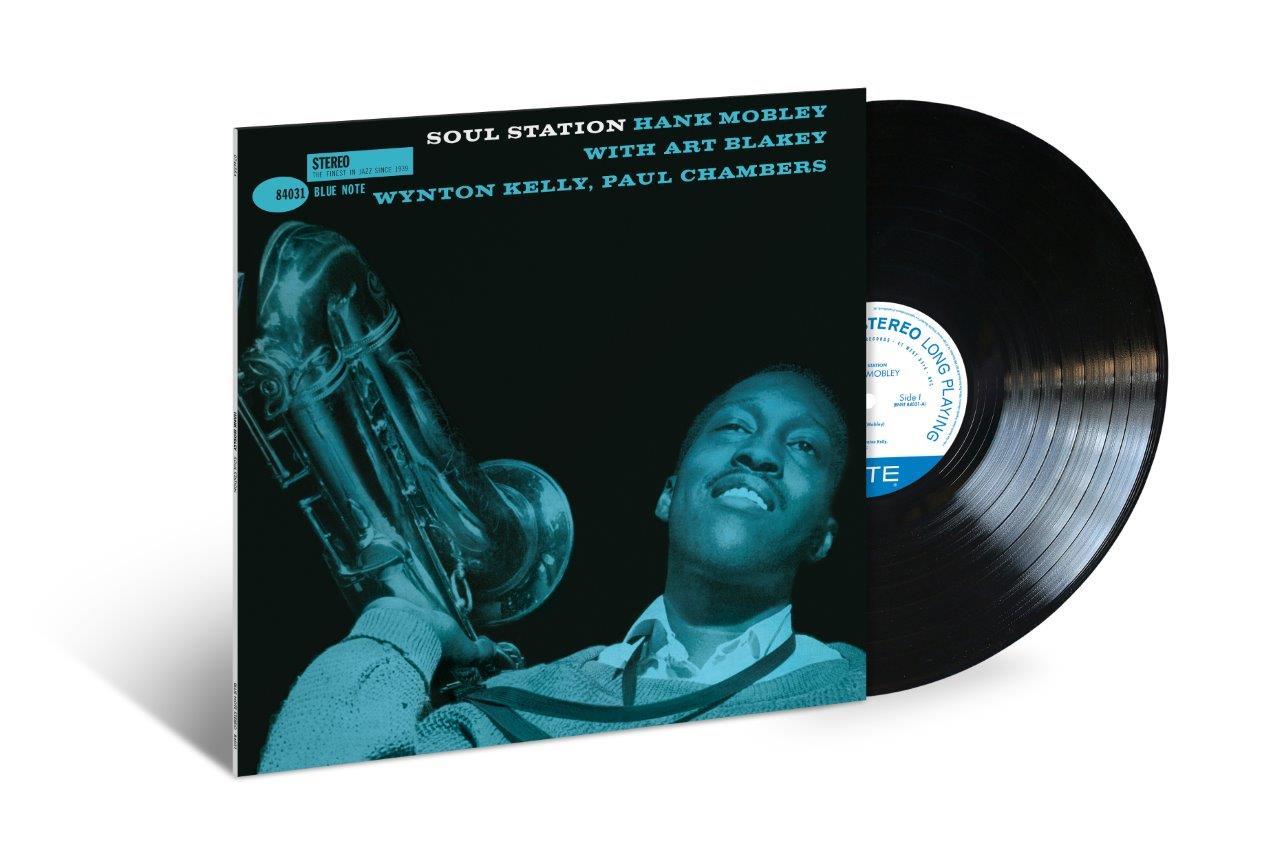 Hank Mobley - Soul Station (Blue Note - Classic Vinyl Edition)