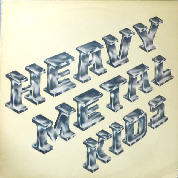 Heavy Metal Kids - Heavy Metal Kids (Lemon)
