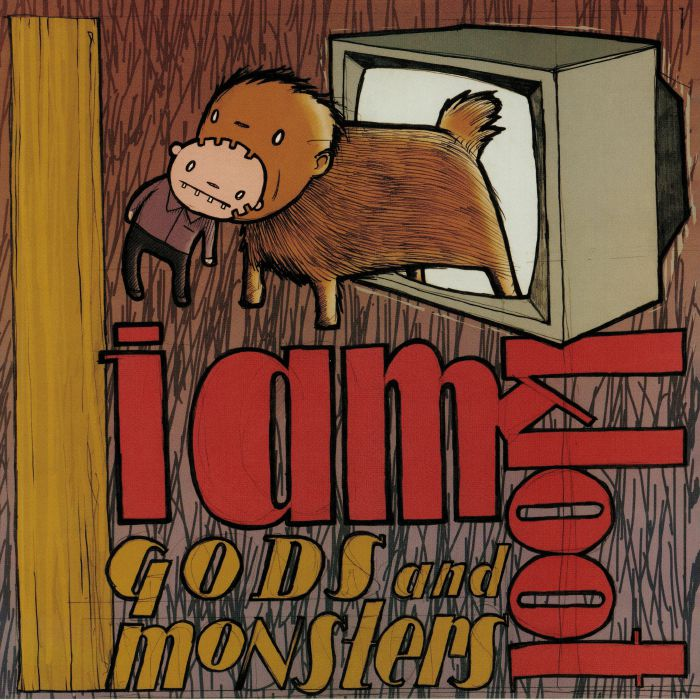 I Am Kloot - Gods And Monsters (Music On Vinyl)