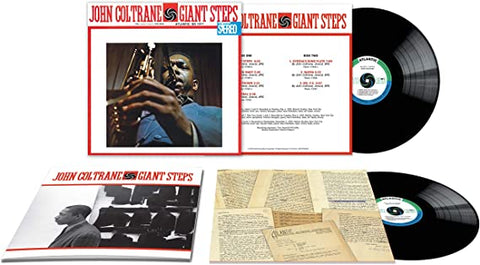 Giant Steps - 60th Anniversary Deluxe Edition (Warner Jazz / Rhino)