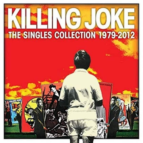 Killing Joke - The Singles Collection 1997 - 2012 (4 x 140g Coloured Vinyl LPs) (Spinefarm Records)