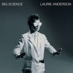 Laurie Anderson - Big Science (Red Vinyl) (Nonesuch)