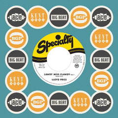 Roy Brown/Lloyd Price - Boogie At Midnight (Take 1) / Lawdy Miss Clawdy (Take 1) (Ace)