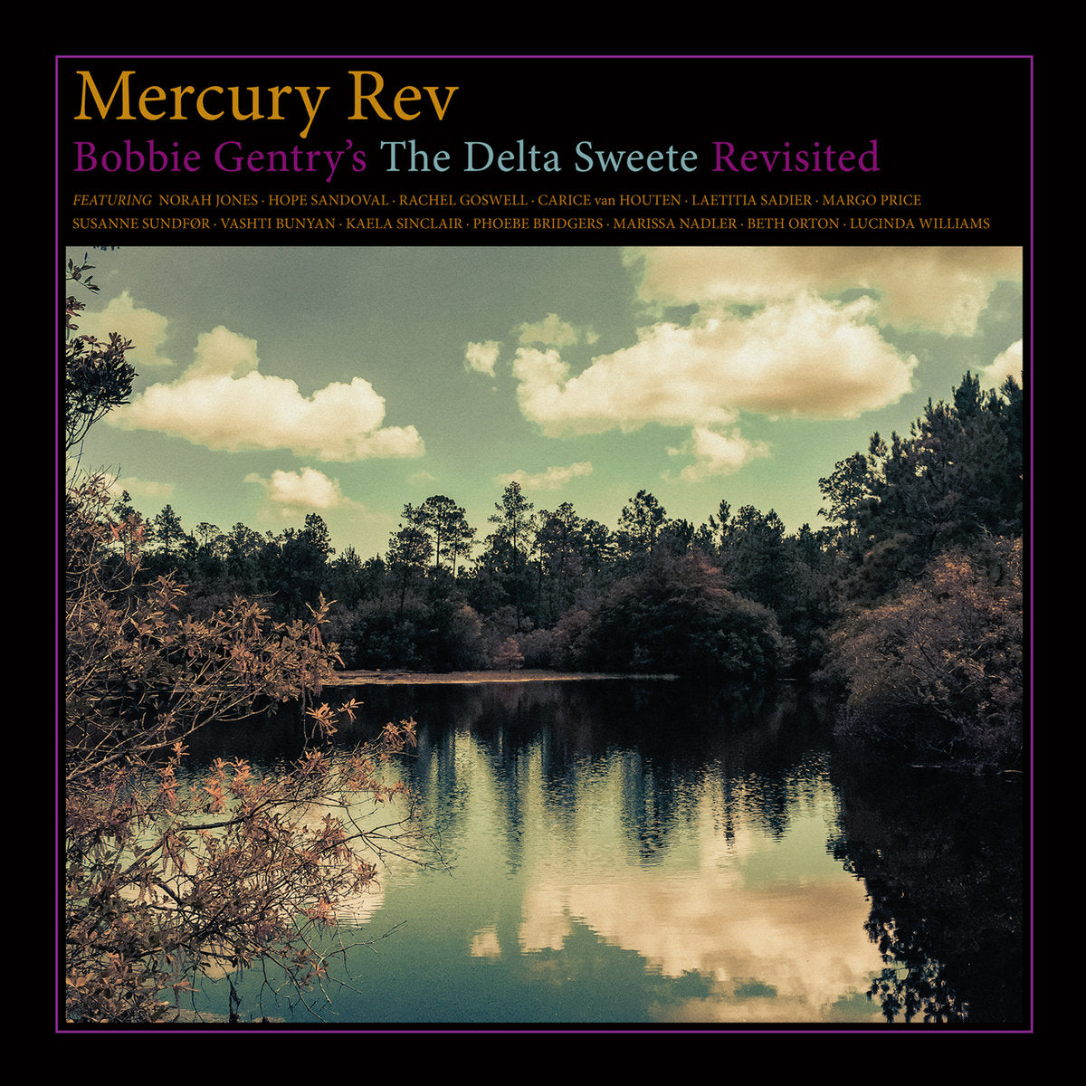 Mercury Rev - Snowflake Midnight (Deluxe Expanded Edition) (Cherry Red)