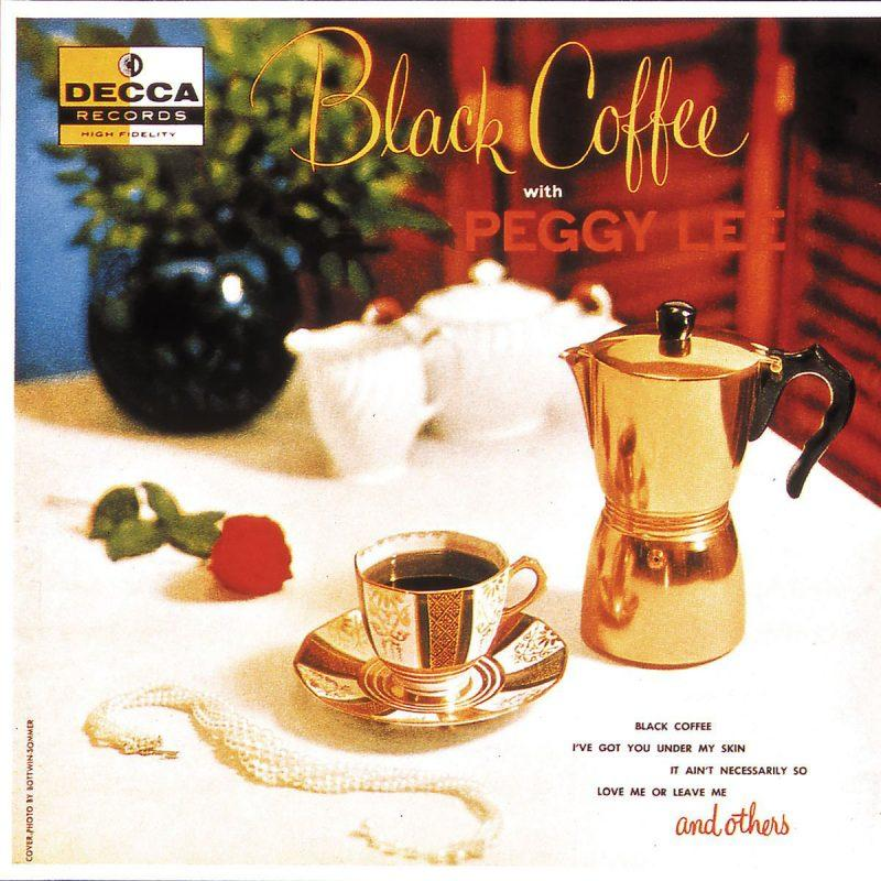 Peggy Lee - Black Coffee   (Verve Acoustic Sounds Series) (Verve)