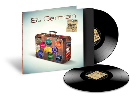 St Germain - Tourist (20th Anniversary Travel Versions) (Rhino)