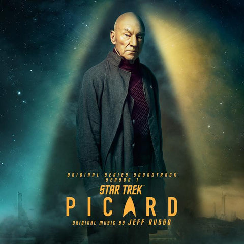 Jeff Russo - Star Trek Picard (Lakeshore Records)