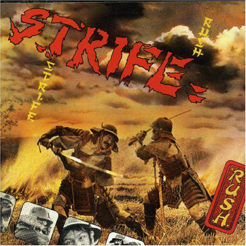 Strife - Rush (Rock Candy Records)