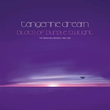 Tangerine Dream - Pilots of Purple Twilight: The Virgin Recordings 1980 – 1983 (UMC)
