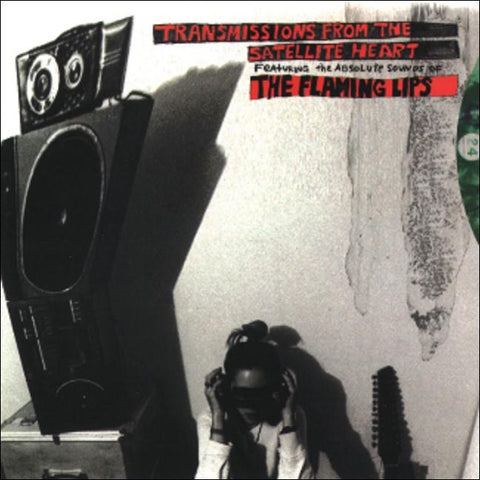 The Flaming Lips - Transmissions From The Satellite Heart (Black & White mix Vinyl LP) (Rhino)