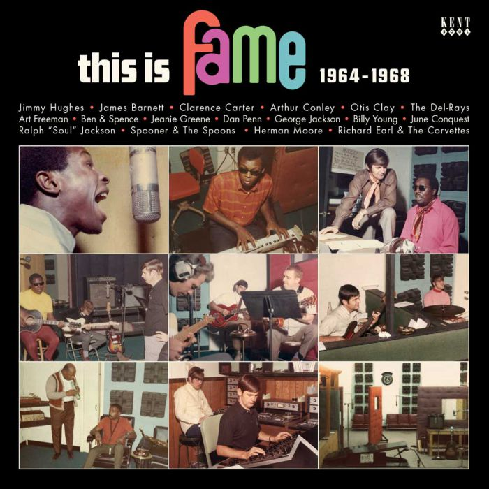 Various Artists - This Is Fame 1964 - 1968 (Kent)