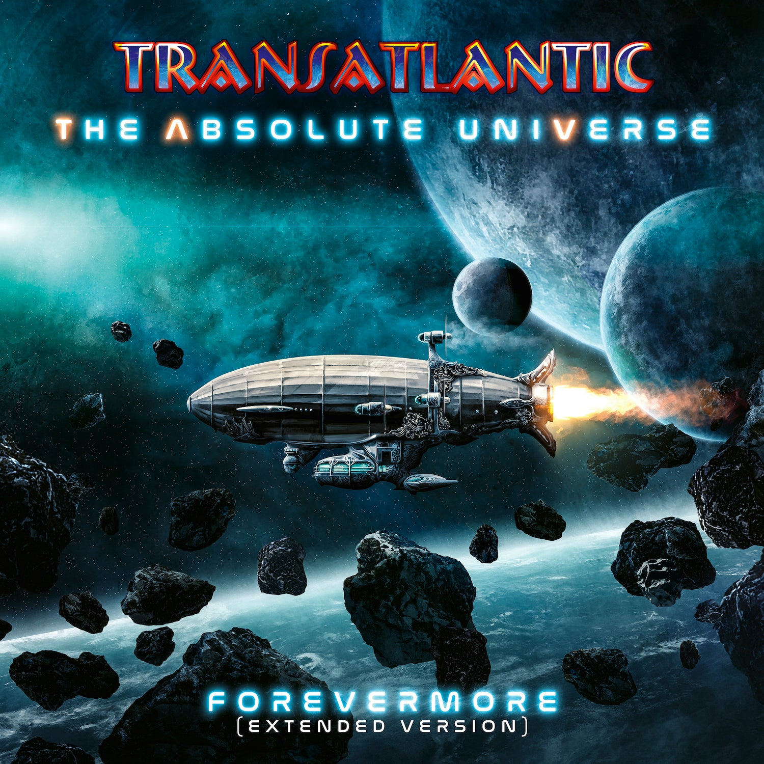Transatlantic - The Absoulte Universe: Forevermore (Extended Version) (InsideOutMusic)