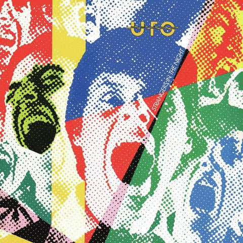 UFO - Strangers In The Night (2020 Remaster ) (Chrysalis Records)