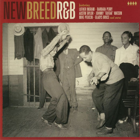 New Breed R&B (Kent Dance)
