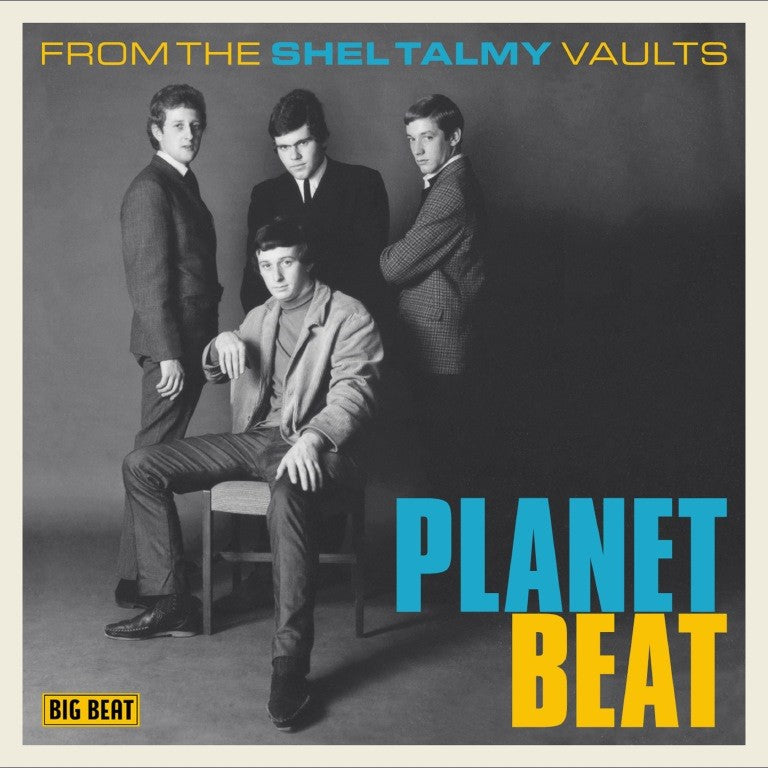 Various Artists - Planet Beat From the Shel Talmy Vaults (Big Beat)