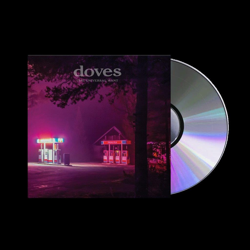 Doves - The Universal Want (Virgin / EMI)