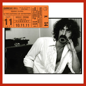 Frank Zappa, The Mothers Of Invention - Carnegie Hall (3xCD) (UMC)