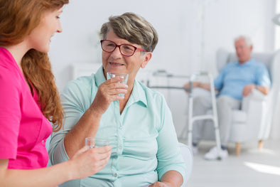 How to Avoid Dehydration in Elderly Folks