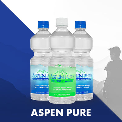 Aspen Pure High pH Water