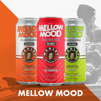 Marley Mellow Mood - Best Tea for Stress Relief