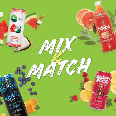 Mix & Match any Flavor!