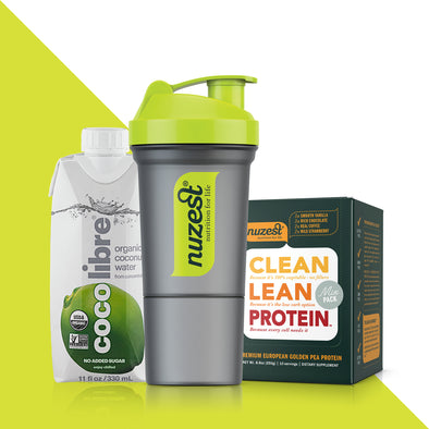 Nuzest - Nutrition for Life - Protein powder, bars & More