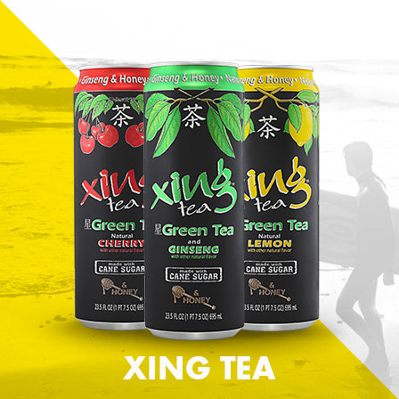 Xing Natural Tea - All Flavors