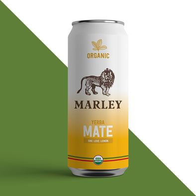 Marley Yerba Mate One Love Lemon