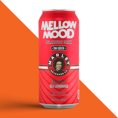 Raspberry Lemonade Relaxing Herbal Tea - Marley Mellow Mod