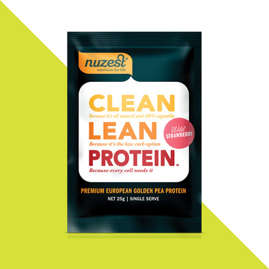 Nuzest Clean Lean Protein: 25 gram single Pack -1 Unit Trial
