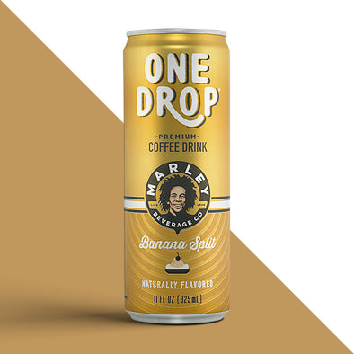 One Drop Banana Split - 12/325ml cans