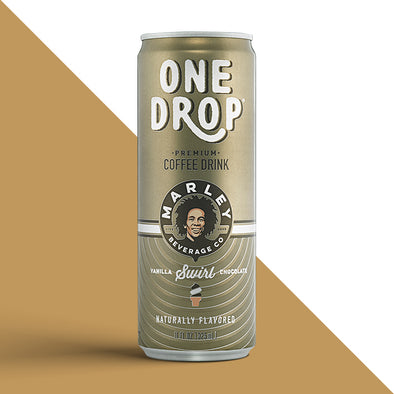 One Drop Chocolate Vanilla Swirl - 12/325ml cans
