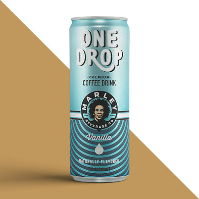 One Drop Vanilla - 12/325ml cans
