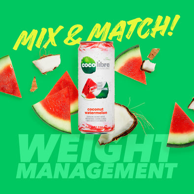 Weight Management - 24 Drinks for just $36.99 - Mix & Match