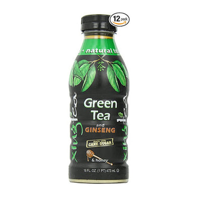 16oz Xing Tea - Green Tea with Ginseng