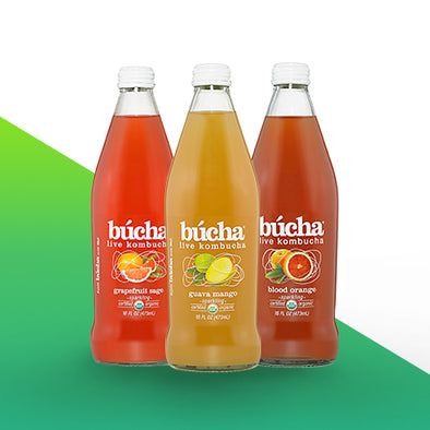 Bucha 3 Month Subscription + 1 Free Month