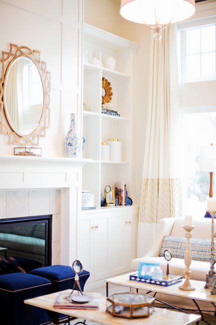 Homeing 101: How to Style a Shelf