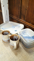 Handmade Dishware Set