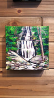Walker Falls, Original Painting