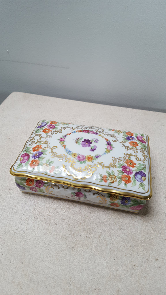 Schumann Dresden Germany Dresser Box