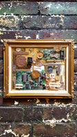 Circuit Board Art, Edward Dayton Art Gallery #1