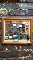 Circuit Board Art, Edward Dayton Art Gallery #2