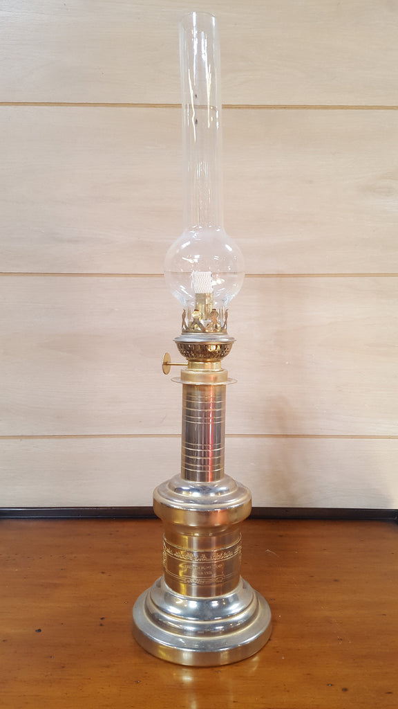 French Pump Lamp - Reproduction