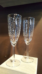 Bubbly Champaign Glasses