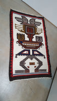 Warrior Mother Welft Substitution Kilim
