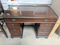 Mahogany Desk - Beautiful Condition