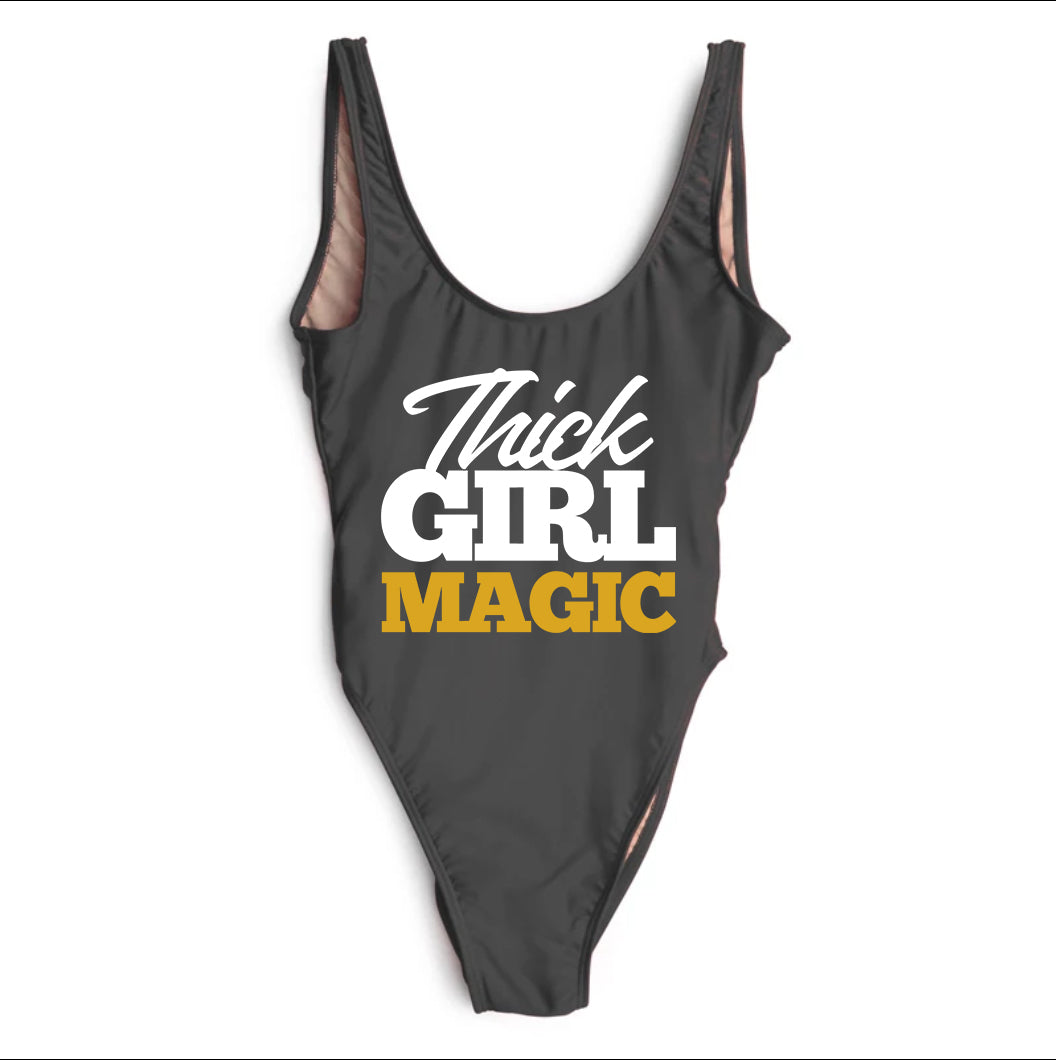 Thick Girl Magic Swimsuit