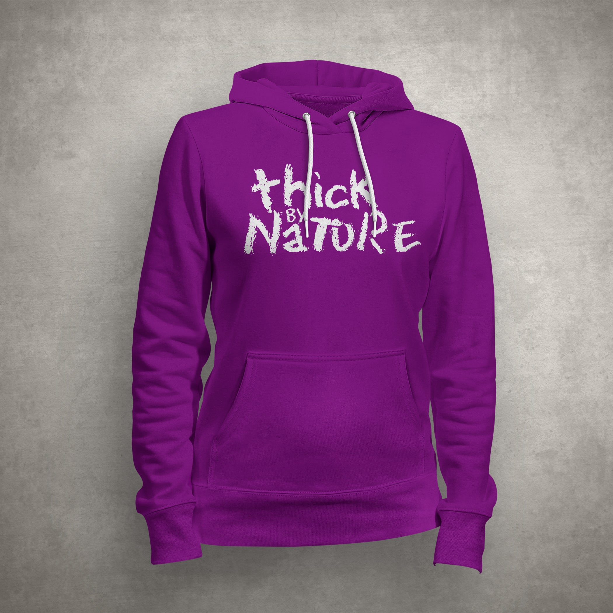 Thick By Nature Unisex Hoodie